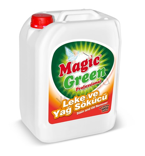 Magic Green Leke ve Yağ Sökücü 5 lt