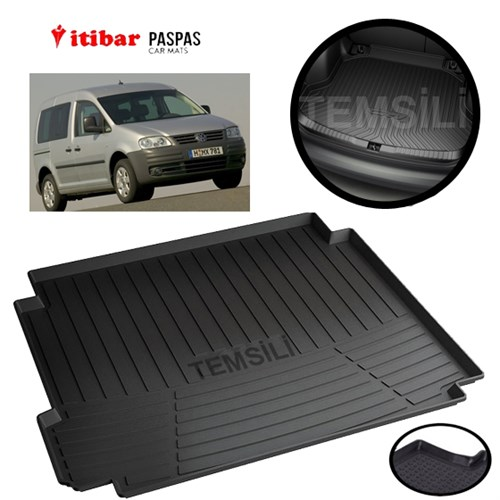 VW Caddy 2004 - 2010 3D Bagaj Havuzu