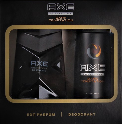 Axe Dark Temptation Edt 100 ml Erkek Parfüm 150 ml Deodorant Set